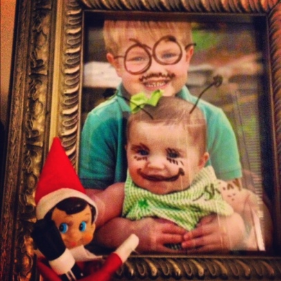 Elf on the Shelf - Making Faces