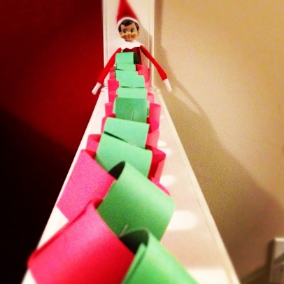 Elf on the Shelf - Christmas Countdown
