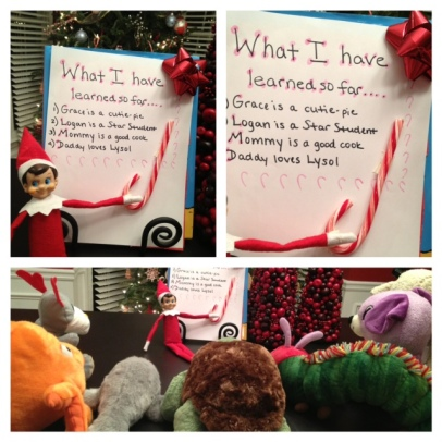 Elf on the Shelf - teacher